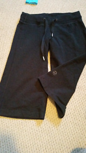 Lululemon cotton crops
