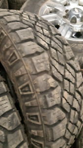 LT275/65/R18 GOODYEAR DURATRAC AT TIRES