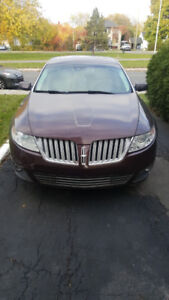 2009 Lincoln MKS Traction intégrale Berline