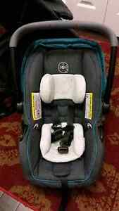 Stroller and carseat EvenfloTravel System for sale.