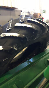 Used Volvo greater tire and rim
