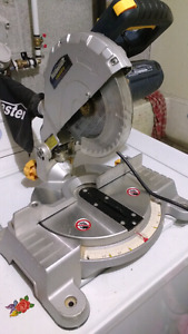 Table saw and mitre saw