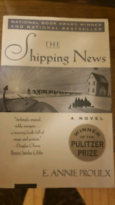 The Shipping News by E. Anne Proulx
