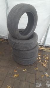 Summer tires Bridgestone  Potenza Run Flat