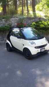 2006 Smart Fortwo cabriolet Convertible