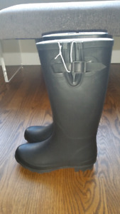 Brand New Rubber Boots - Size 7