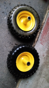 Dolly or Cart wheels