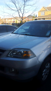 Acura MDX TOURING 2005 US mileage 151k running excellent $4500