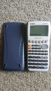 Casio fx-9750GII Graphing Calculator