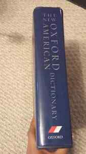 The new Oxford American Dictionary Hard Cover Book Kitchener / Waterloo Kitchener Area image 3
