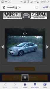 2008 Acura CSX tech edition. WILL ACCEPT THE RIGHT CASH OFFER
