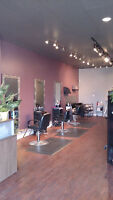 Licensed Stylist Req'd ASAP, With Option to Purchase Salon