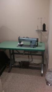 Industrial Sewing Machine - $250