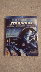 Star Wars Original Trilogy Blu-Ray