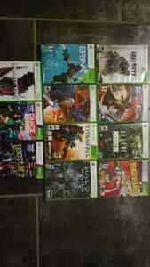 Xbox 360 games -$55 for all London Ontario image 1