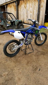 2004 yz250f for sale with ownership