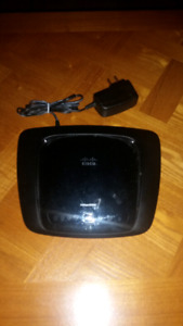 Linksys E1000 Wireless router