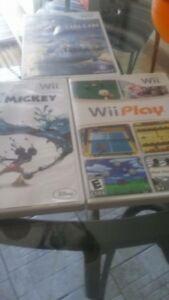 3 jeux