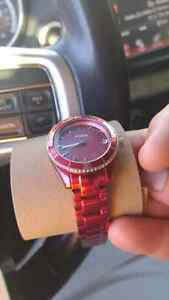 Fossil ladies watch.