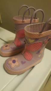 Toddler size 6 girls boots