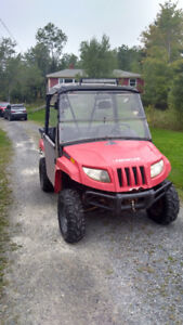 2007 Arctic Cat Prowler Side x Side