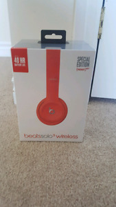 In Box Beats Solo 3 Citrus Red Product