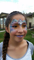 Bling/Face painting Tattoos Balloons Bubble/Magic shows games