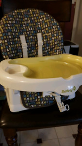 Safety First Recline and Grow booster seat