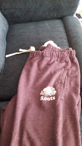 Roots Sweatpants XL Womens Used