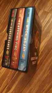 Hunger games trilogy  Suzanne Collins
