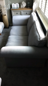 DFS 6 seat suite with sofa bed