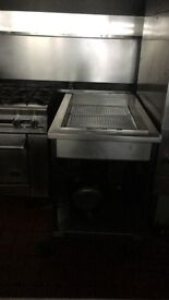 Catering food cooler