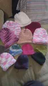 Great knitted items for sale