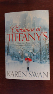 For Booklovers!  K Swan's Prima Donna & Christmas at Tiffany's