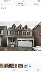 Brand new house for rent in Niagara Falls - great location!!