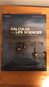 Life Sciences Calculus Textbook, Used for Math 1215 at Dal