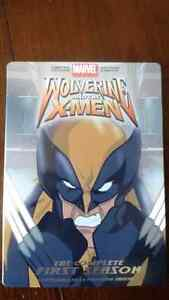 4 cds Wolverine X-MEN movie