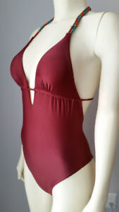 NEW! SOFIA by ViX Strings Savana Onepiece Swimsuit (Small)