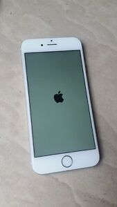 iphone 6, 16gbs Fido Mint -white Gold Mint Codition