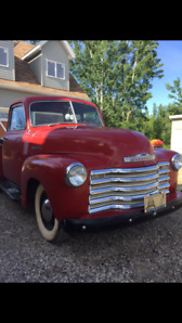1949 Chevy Truck 5 window