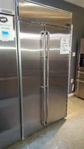 """42"""" SIDE BY SIDE COUNTER DEPTH 36"""" FRENCH DOOR COUNTER DEPTH"""