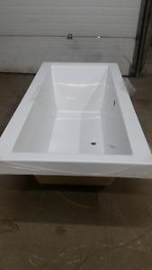 "Bain Ultra Bathtub - Drop in Soaker Tub 72"" x 36"""
