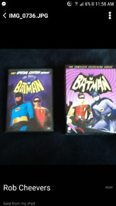 Batman 1966 complete series and movie