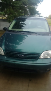 2003 Ford Windstar Minivan - Great Shape!