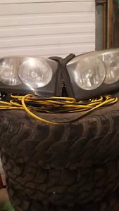 dodge aftermarket headlights