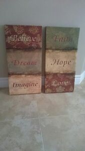 2 pc Inspirational Picture Set-OSOYOOS