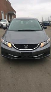 2014 Honda Civic EX Fully Loaded