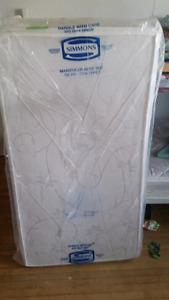 New crib mattress