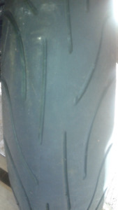 Michelin Pilot front motorcycle tire