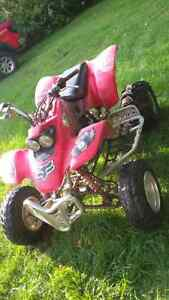 2001 honda 400/426 for sale or trade